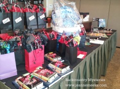 clue prize table